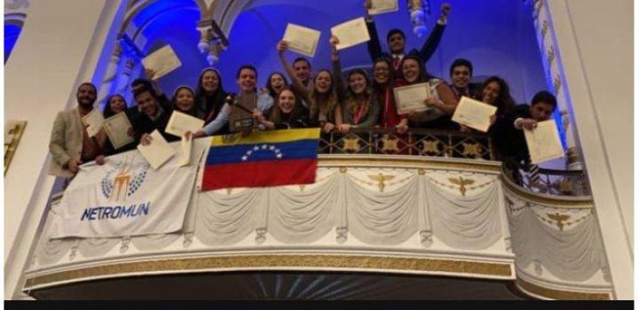 Los estudiantes venezolanos que ganaron una prestigiosa competencia en Harvard sobre los retos del mundo