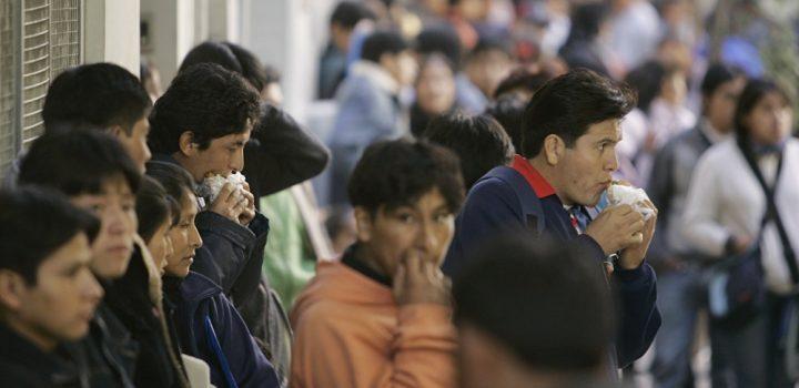 Cerca del 55% de trámites de residencia en Argentina quedaron sin resolver