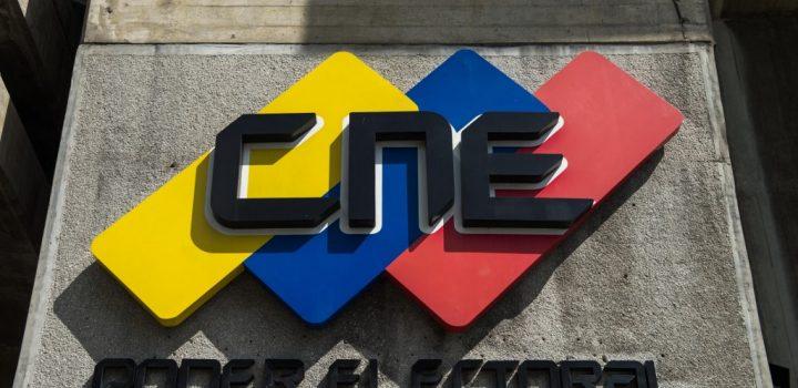 CNE convocó elecciones regionales y municipales para el 21 de noviembre