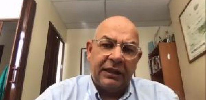 """Julio Castro advierte que la pandemia en Venezuela está en un """"pico largo, alto y sostenido"""""""