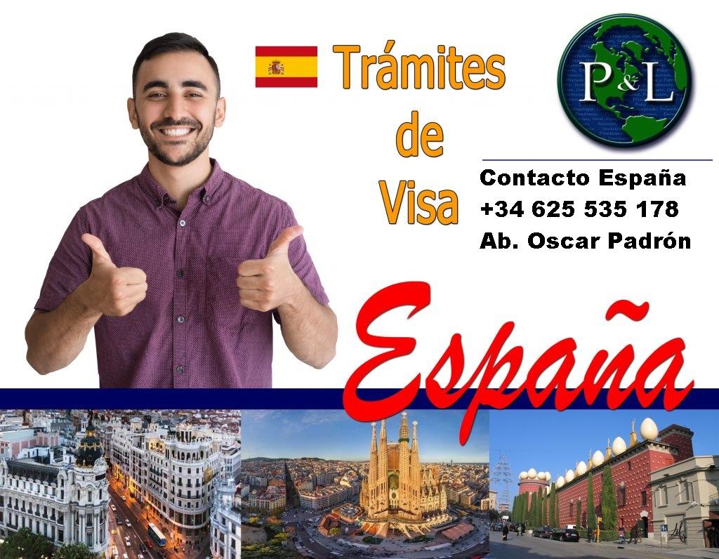 Asesor Oscar Padrón +34625535178
