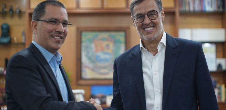 ¿Qué busca Maduro al reemplazar al canciller con su embajador en China?
